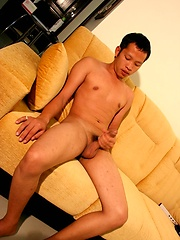 Thai Twink Mai Poses Naked For The Camera
