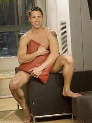 Hot hunk naked