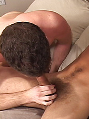 Blake was shoving his cock down Dale\\\'s throat