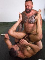 Marc Angelo and Amir Badri