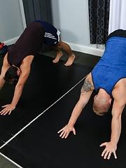 Big Cock Yoga