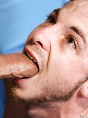 Visible Cock Line
