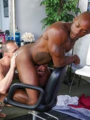 Barber Shop Sex Part 1