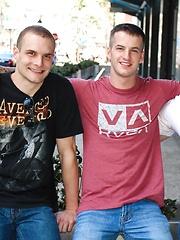 Quentin Gainz, Ivan James and Colton Phobos