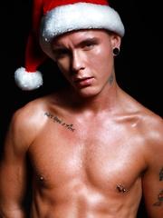 Scot Miller sexy Christmas