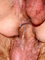 Hot hungry holes being filled with hot creamy Latin jizz