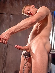 Tony Bishop masturbate spokes