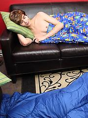 Sleepover Bareback Boys