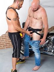 Bear Steven and Ricky Rick, Part 1