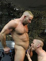 Shay Michaels and Tony Bishop