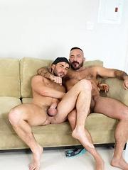 Alex Mason and Alessio Romero