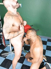 Ray Diesel and Alessio Romero
